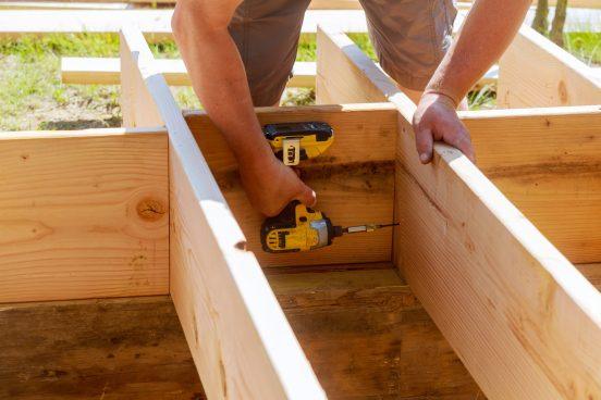 building a deck mobile Alabama
